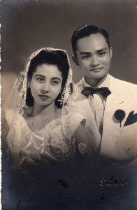 Manuel Ramirez's mother and father